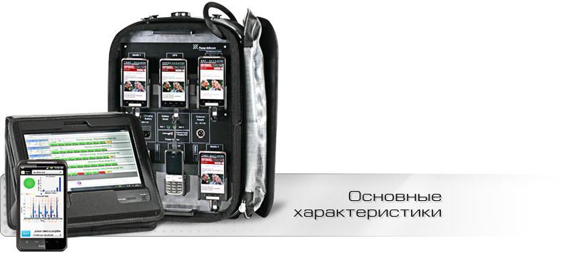 XGMA Analyzer, XGMA Visual Pocket и XGMA Smartphone